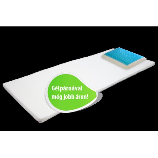 Top Memory Slim Fedőmatrac csomag (MemoCool gélpárnával) - 80x200 cm