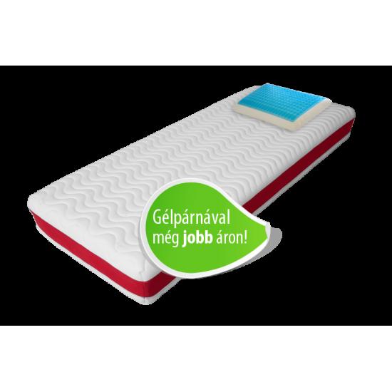 Memory Lux matrac csomag (MemoCool gélpárnával) - 160x200 cm