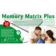 Memory Mátrix Plus matrac - 180x200 cm
