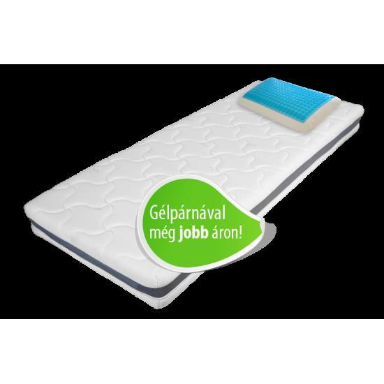 Memory Mátrix Plus matrac csomag (MemoCool gélpárnával) - 180x200 cm