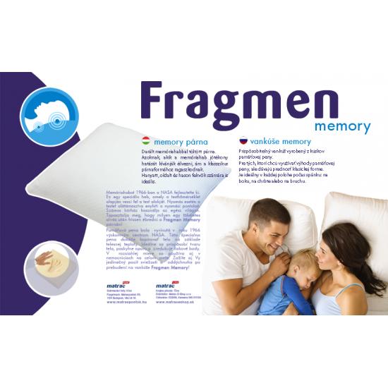 MemoFragmen párna
