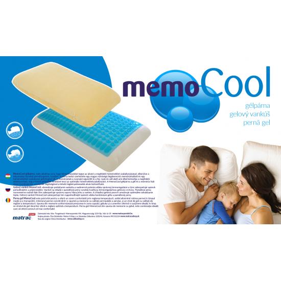 MemoCool Gélpárna